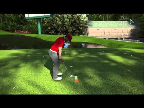 Tiger Woods 13 Career Gameplay Walkthrough Part 4 - Masters Amateur - Round 4