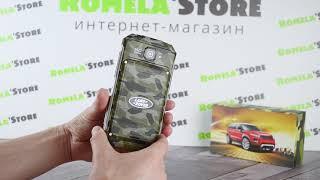 land Rover V9 Plus: Защищенный телефон с очень большой батареей