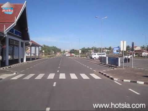 pakse airport สนามบินปากเซ