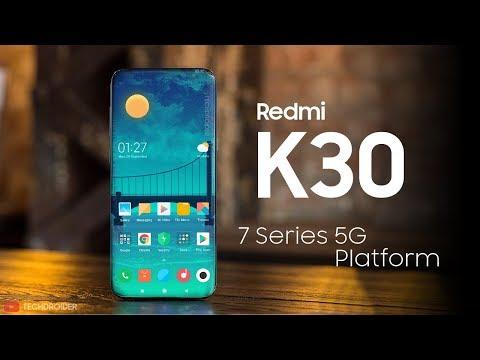 Xiaomi Redmi K30 Is COMING