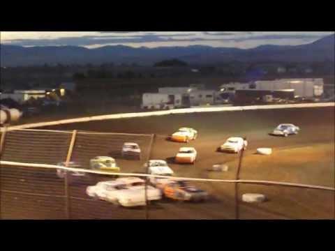 Gallatin Speedway 8-3-12 Feature