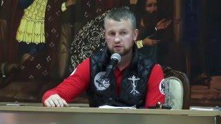 Встреча с чемпионом России по боксу Владимиром Носовым в НУПДС