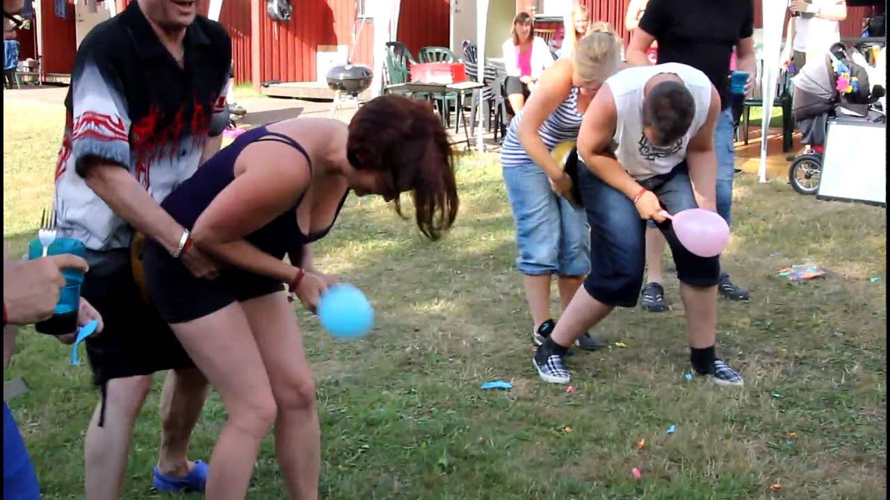 roliga lekar för vuxna på midsommar