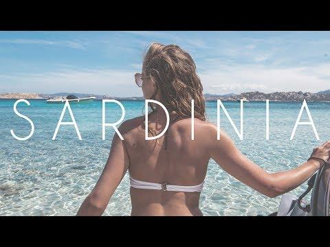 Sardinia's most beautiful beaches in 7 days (GoPro Hero4)