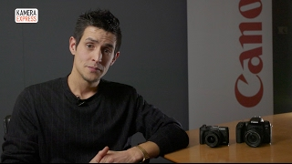 Canon EOS 77D en Canon EOS M6 hands on preview - Kamera Express