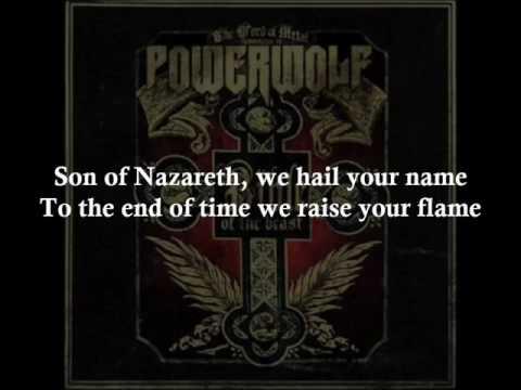 Midnight Messiah - POWERWOLF - Lyrics - HD