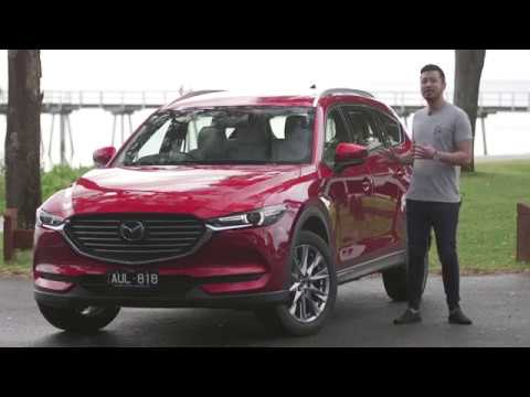 2018 Mazda CX-8 Review | GoAuto