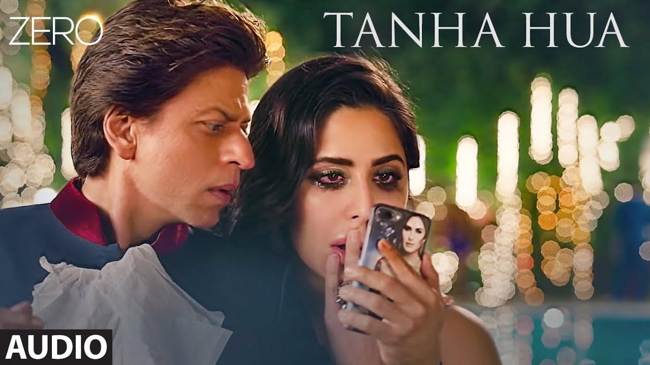 ZERO: Tanha Hua Full Audio   Shah Rukh Khan, Katrina K, Anushka S   Jyoti N, Rahat Fateh Ali Khan