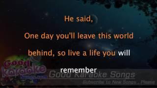 The Nights -  Avicii (Lyrics Karaoke) [ goodkaraokesongs.com ]