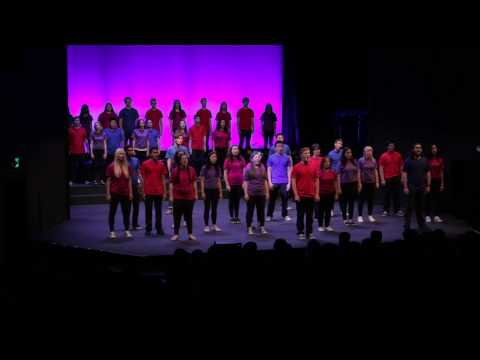 Morning Glow - Pippin by Harvard Westlake Choir