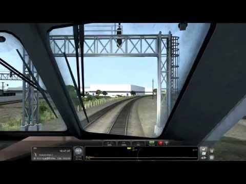 Train Simulator 2015 Pacific Surfliner part 2