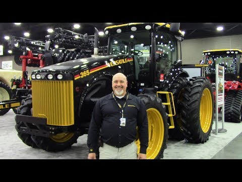 Talking Versatile Tractors with Mike Less