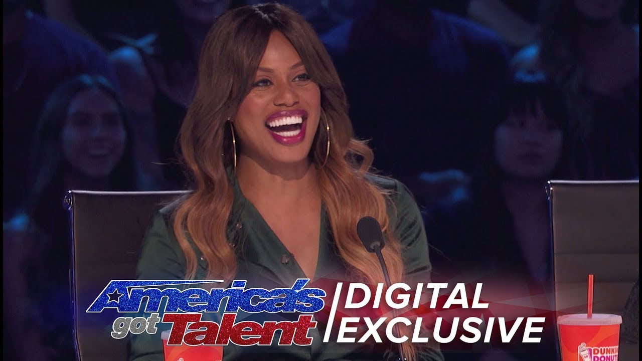 Americas got talent 2017 full episodes - Laverne Cox Joins Agt As Special Guest Judge America S Got Talent 2017 Extra