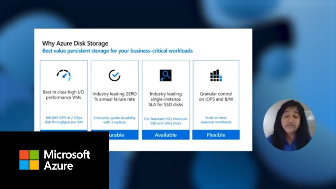 Run Clustered Applications on Azure with Shared Disks
