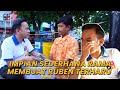 BENSURVIVE :  Rama Penjual Kue Jalanan, Ingin Mempunyai Sepatu