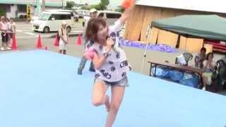 2013.0804開催の焼津サンバカーニバル 出演者 ブロコ静岡、カンジ、アル...