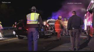 Names of victims in I-95 accident released