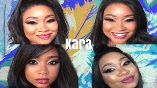 Outre Kara Full Lace Wig | Virgin Hair Dupe | Most Natural Synthetic Wig ever!!! | Yolanda Pharms