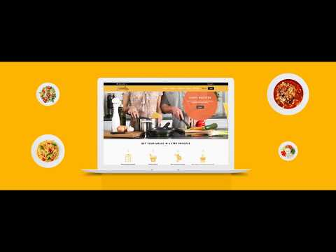 Start an online cooked meals and Meal-kit ordering website | YoMeals