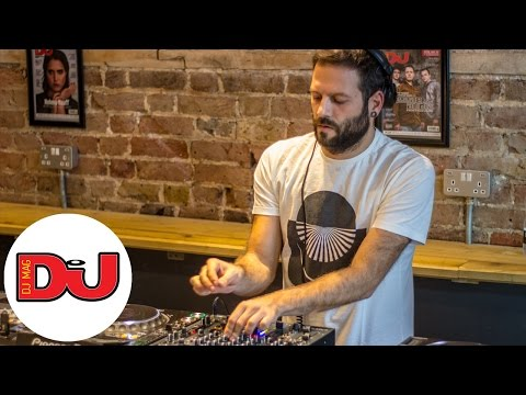 Enrico Sangiuliano Techno Set Live from #DJMagHQ