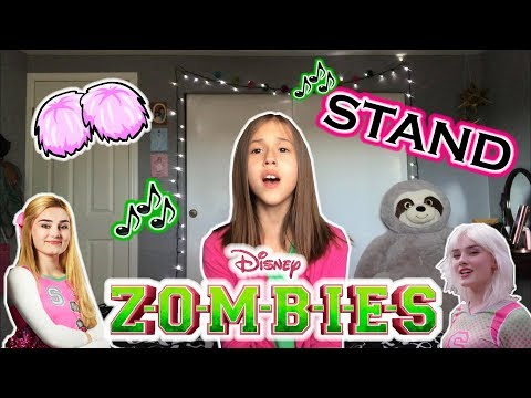 STAND (from Zombies) Cover by Presley Noelle (age 10)