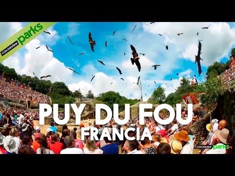 El parque temático más increíble del mundo | PUY DU FOU, Francia