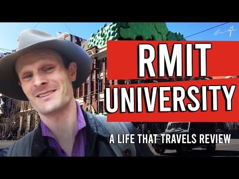 RMIT University [An Unbiased Review By A Life That Travels]
