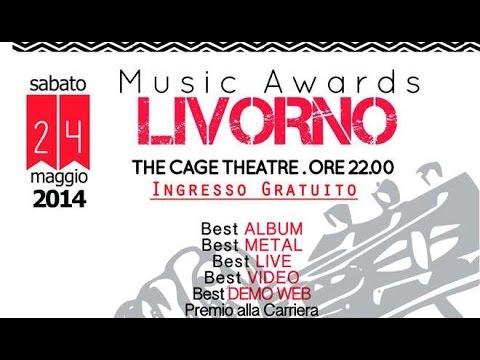 Livorno Music Awards 2014 - Intera serata e link a tutte le band
