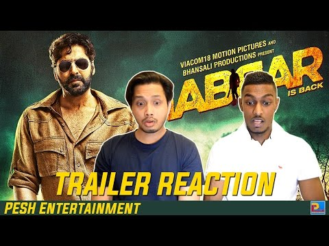 Gabbar Is Back Trailer Reaction & Review | Akshay Kumar Birthday Special | PESH Entertainment