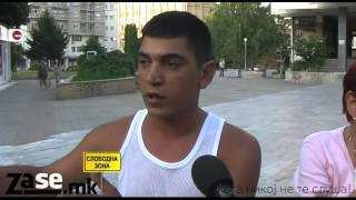 Eve sto gi maci kumanovskie Romi...  (www.zase.mk)