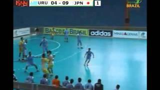ハンドボール 世界ジュニア URU vs JPN 1st