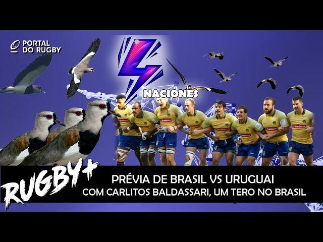 O que esperar de Brasil x Uruguai nesse sábado? Papo com Carlitos Baldassari