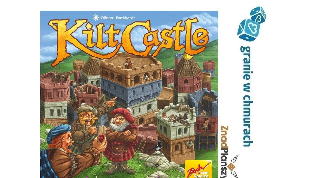 Kilt Castle – przykładowa rozgrywka, recenzja