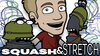 SQUASH and STRETCH: Keyframe Animation Tutorial!