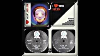 HELEN - I LOVE YOU (VOCAL, INSTRUMENTAL 1989)