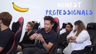 Honest Professionals - BA BA BANANA