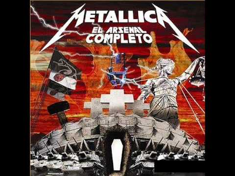 METALLICA - El Arsenal Completo - Full