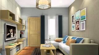 interior ruang tamu tipe 21 Cok Simbara Desain Interior ruang tamu