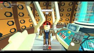 Doctor Who ROBLOX: 10th Doctor regeneration parody