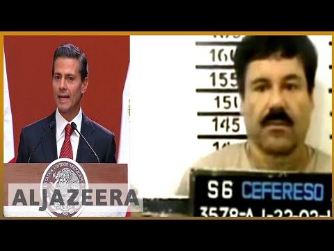 🇲🇽 El Chapo Trial:  Mexican presidents implicated | Al Jazeera English