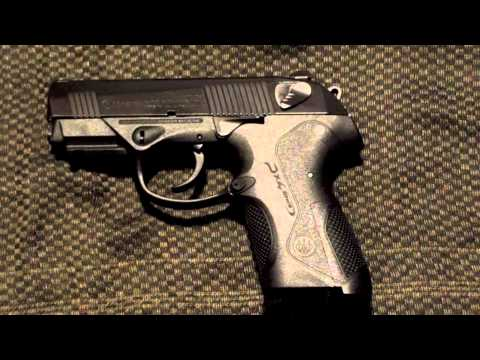 Beretta PX4 Storm Compact 9mm review