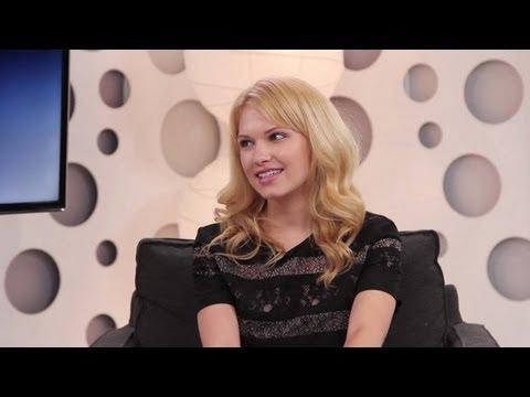 Claudia Lee Talks 'KickAss 2' EXCLUSIVE
