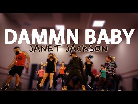 Janet Jackson - Dammn Baby (CHOREOGRAPHY)