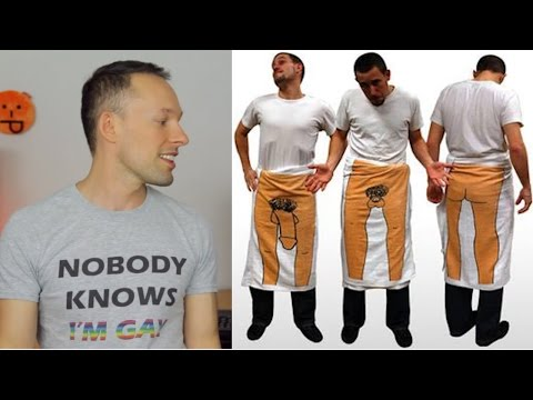 Top 10 Best (or Worst?) Gay Gifts!