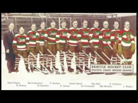 Seattle Hockey History In 10 Minutes (more or less)