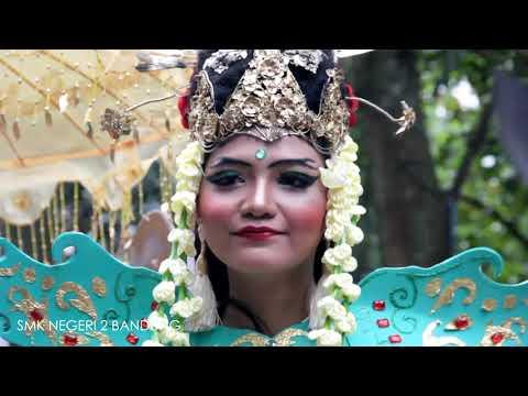 Euforia Bandung Lautan Api SMKN 2 BANDUNG 2018