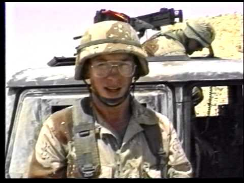 an analysis of the operation desert shield storm In 1990, combat cameraman glenn sierra documents the 325th airborne infantry regiment, 82nd airborne division spearhead into saudi arabia and set up defensiv.