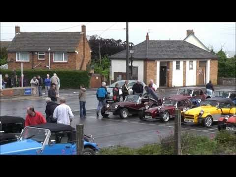 MARLIN KIT CARS VISIT WATCHET STATION. WSR