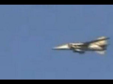 Крушение МиГ-23 в