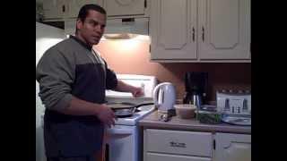 High Protein Egg White And Veggie Omelette Recipe
